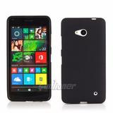 Forro Ultradelgado De Silicona Microsoft Nokia Lumia 640 Tie