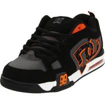Zapatos Skate Dc Shoes Originales Caballero Talla 6us Usados