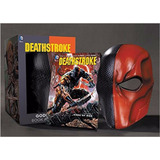 Mascara + Comic Box Set Deathstroke