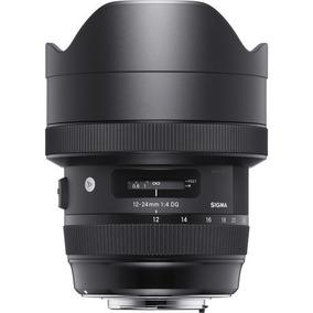 Sigma Lente 12-24mm F4 Dg Hsm Art P/ Canon