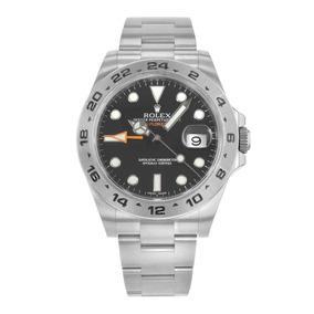 4f43e717f72 Rolex Explorer I I 216570 Modelo Novo Caixa De 42mm - Relógios no ...