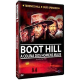 Dvd Boot Hill - A Colina Dos Homens Maus - Terence Hill, Bud