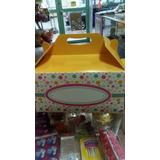 Caja Porta Torta/cupcake