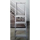 Escalera De Aluminio Plataforma Taurus A 013