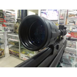 Mira Telescópica Rifle Scope 6-24x50aoeg Reticula Iluminada