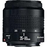 Lente Canon Ef 35-80 Mm + Regalo (buen Estado)
