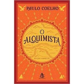 O Alquimista Livro Paulo Coelho
