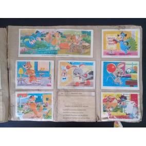 Álbum Antiguo Carnaval De Hanna Barbera. Blanco