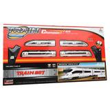 Tren Bala Pila Fenfa Esc 1:87 2 Locomotora 2 Vagones 160240