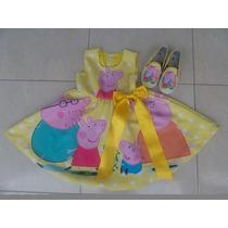 Vestidos De Peppa Pig, Pepa La Cerdita