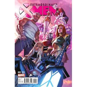 Panini - X-men Totalmente Diferente Nova Marvel #3