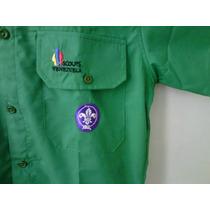 Camisas Scout Niños