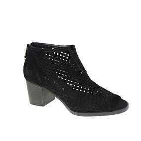 Zapato Dama Botin Too Cute Negro B&b Chinese Laundry