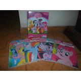 Cuentos Y Dibujos Para Pintar En Inglés De My Little Pony