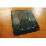 Libro Game Of Thrones In Memoriam