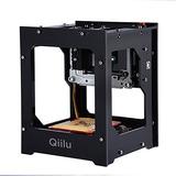 Qiilu 1500mw Grabador Láser Impresora Láser Máquina De Gr