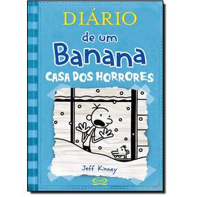 Diário De Um Banana: Casa Dos Horrores - Vol.6