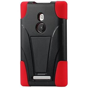 Nokia Lumia 925 Dos Puntos De Pivote De Primera (estuche De