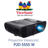 Proyector Viewsonic Pjd5555w