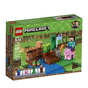 21138 Lego Minecraft - A Fazenda Dos Melões