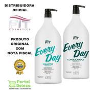 Shampoo E Condicionador Galão Linha Every Day Fit Cosmetics