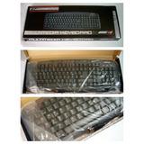 Teclado Slim Usb Essenses Pc Multimedia Keyboard K-608