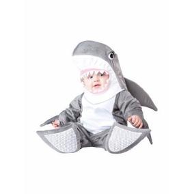 Disfraces Halloween Bebes Tiburon Niño Fiesta Disfraz Animal
