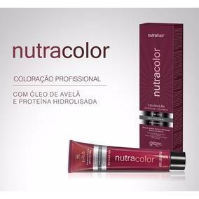 Combo Coloração 60g (com 9 Unids.) Nutra Hair - Frete Grátis