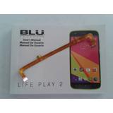 Repuesto Blu Life Play 2. Flex Volumen On / Off