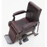 Cadeira 1/6 Barbeiro Original Hot Toys Sweeney Tood Johnny