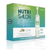 Nutrisalon Detox Serum Scalp Therapy Ampolas 6x10 Ml
