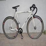 Bicicleta Aluminio 700c Manubrio Carrera + Envio Gratis
