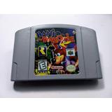 Banjo Kazooie Nintendo 64 N64 Cartucho Buen Estado.
