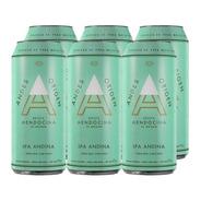 Andes Origen Ipa. Cerveza . 473ml X 6 - Tomate Algo® -