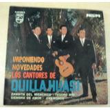 Los Cantores De Quilla Huasi Zambita Simple C/tapa Argentino