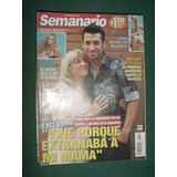 Revista Semanario 1334 Pablito Ruiz Callejeros Jessica Cirio