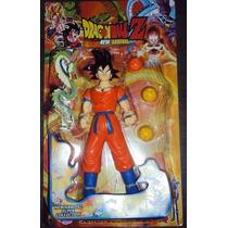 Bonecos Dragon Ball Z Figure Anime Articulados Manga 25cm