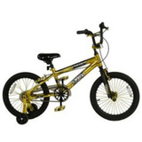 Bicicleta Con Rueditas De Entrenamiento