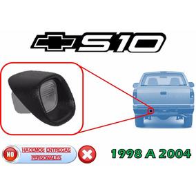 98-04 Chevrolet S10 Luz De Placa Trasera Lado Izquierdo