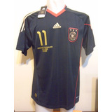 Camiseta Selección Alemania Argentina Mundial 2010 Klose #11