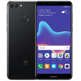 Celular Libre Huawei Y9 2018 /32gb / 4camaras / 3ram + Forro