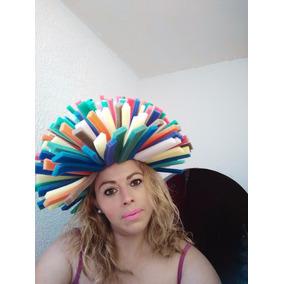 Gorros Sombreros Locos Hule Espuma Fiesta, Bodas, Xv