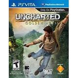 Uncharted Ps Vita Nuevo Sellado