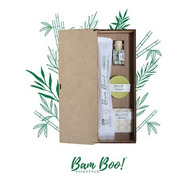 Kit Higiene Natural Bam Boo! Lifestyle®