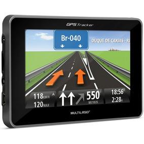 Gps Navegador Multilaser Tracker Gp033 - Tela 4.3