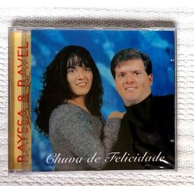 Cd Rayssa E Ravel Chuva De Felicidade Voz E Playback Lacrado