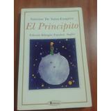 Libro El Principito.