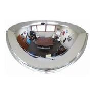 Espelho Convexo De Teto De 50cm 180 Graus Ligação
