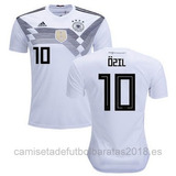 Camiseta De Alemania 2018
