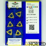 (caja Con 10) Inserto De Carburo Rt16.01w-g60p / Ybg201